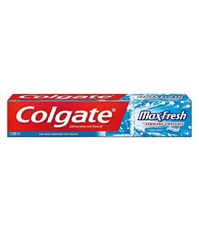 Colgate Pasta de Dentes Max Fresh 75ml
