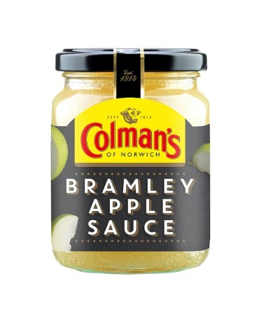 Colmans Salsa de Manzana Bramley Apple 155gr