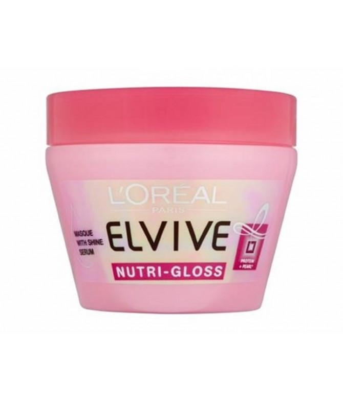 Elvive Máscara Nutri Gloss 300ml