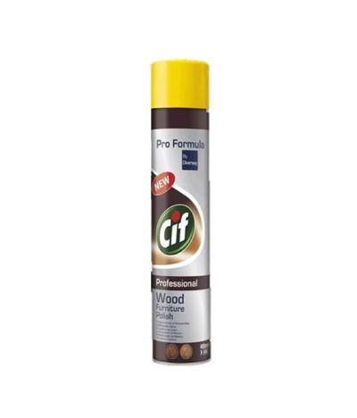 Cif Profissional Spray Madeira 400ml