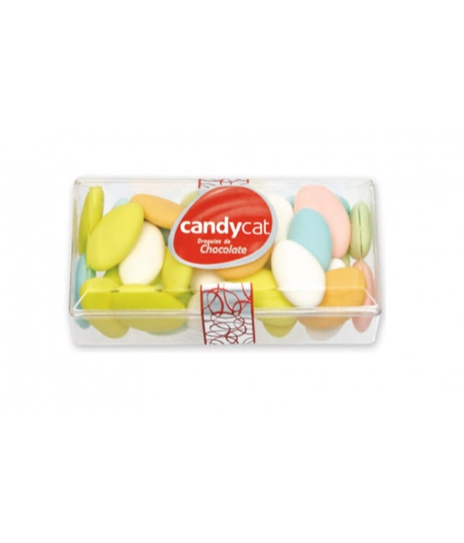 Candycat Drageias de Chocolate 120gr