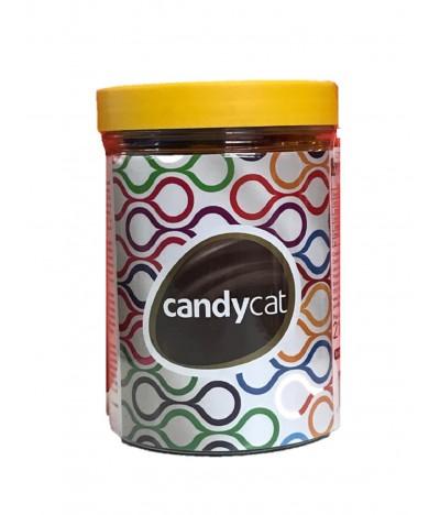 Candycat Bombons Chocolate Negro Morango/Limão/Café & Laranja 210gr