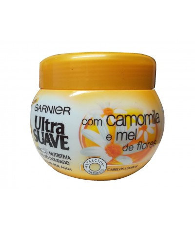 Ultra Suave Máscara Camomila 300ml
