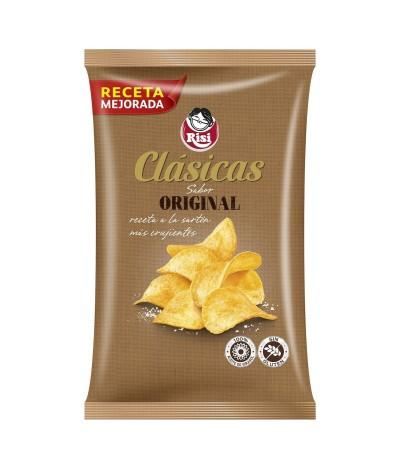 Risi Batatas Fritas Clássicas 100gr+30%