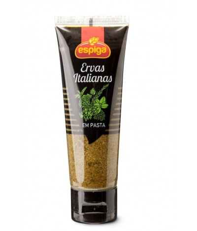 Ervas Italianas em Pasta da Espiga