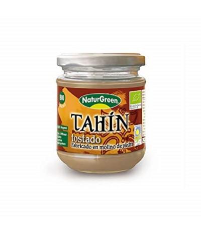 Naturgreen Creme de Tahin Tostado BIO 300gr