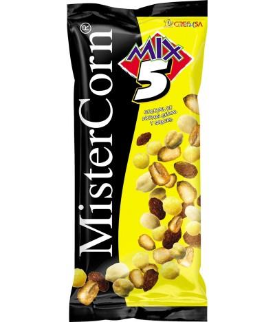 Aperitivos MisterCorn Mix 5 da Grefusa