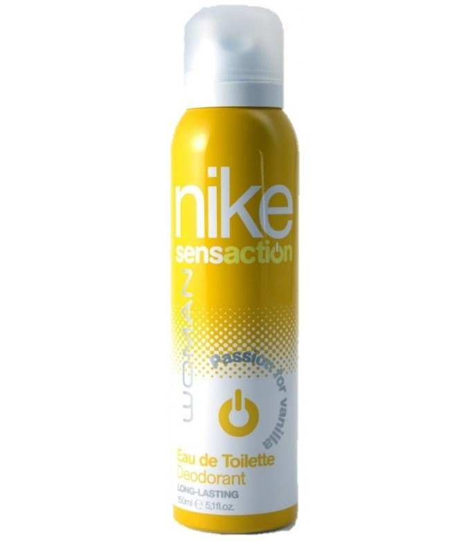 Desodorizante em Spray Sensation Passion for Vanilla Woman Nike