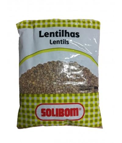 Solibom Lentilhas nº2 500gr