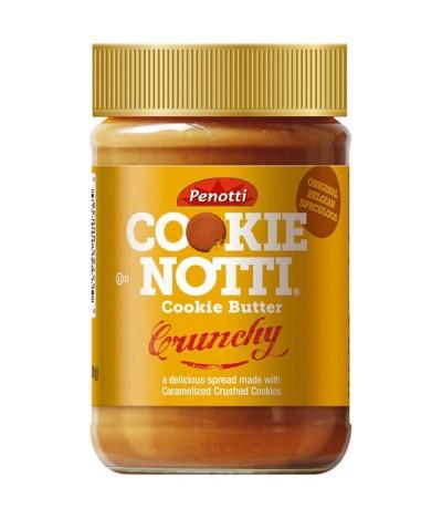Penotty Creme de Bolacha Cookie Crunchy 400gr