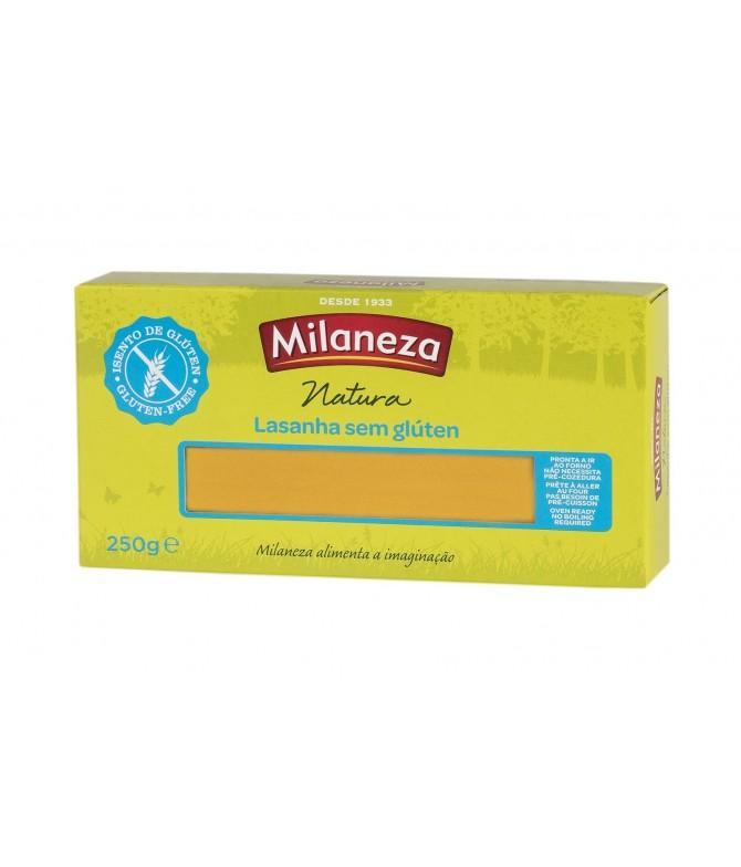 Milaneza Hojas de Lasaña SIN GLUTEN 250gr