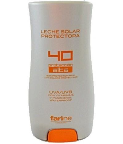 Leche Solar SPF 40 Farline