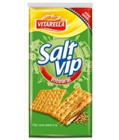 Vitarella Bolachas Salt Vip Integral 156gr