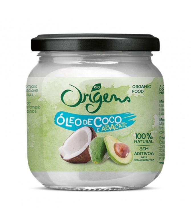 Origens Bio Óleo de Côco & Abacate BIO 200ml