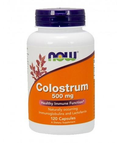 Now Suplemento Colostrum SIST.INMUNITARIO 120un