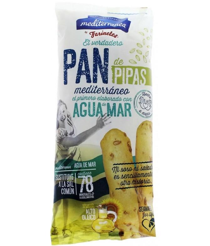 Mediterrana Palitos de Pan con Pipas 90gr