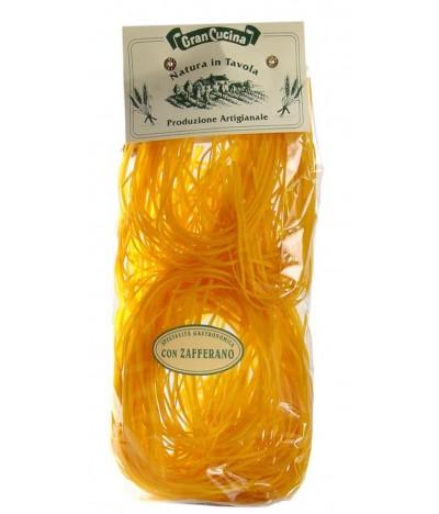Gran Cucina Pasta Tagliolini con Azafrán 250gr