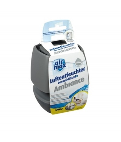 UHU Desumidificador Air Max Ambiance Antracite 100gr