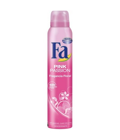 Fa Deo Spray Pink Passion 50ml
