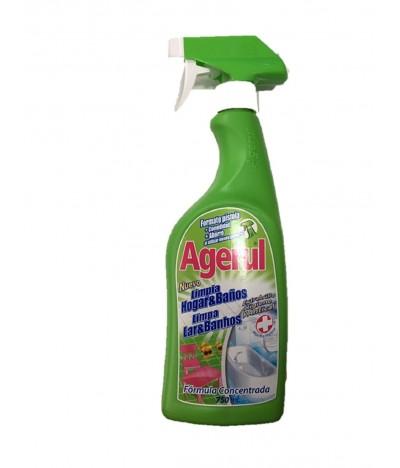 Agerul Spray Limpa Lar & Casa de Banho 750ml