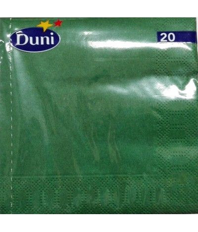 Guardanapos Tissue Verde
