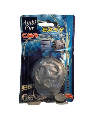 Ambipur Ambientador Auto Easy Fresh Mint 1un