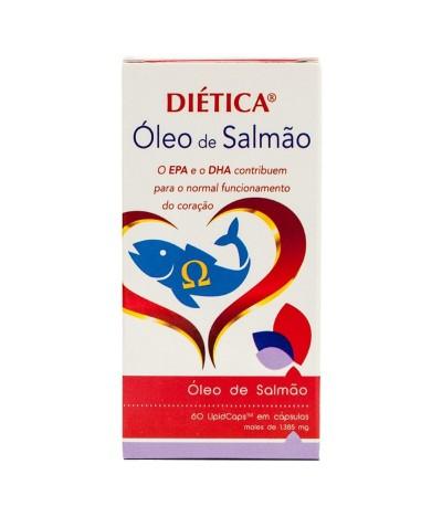 Aceite de Salmón en Cápsulas