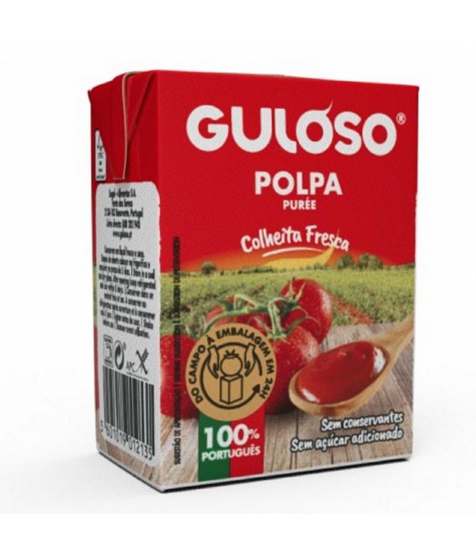 Guloso Polpa de Tomate 210gr