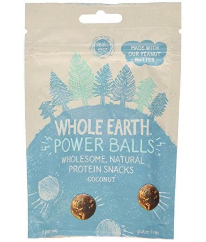 Whole Earth Powerballs Côco 50gr