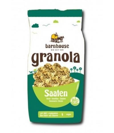 Barnhouse Granola & Sementes BIO 375gr