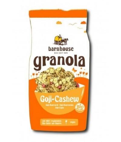 Barnhouse Granola & Goji Anacardo BIO 375gr