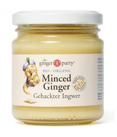 Ginger People Pasta de Gengibre BIO SEM GLÚTEN 190gr