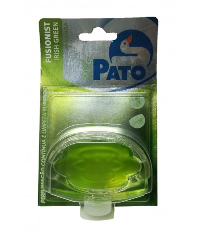 WC Pato Bloco Sanitário Irish Green Recarga 1un