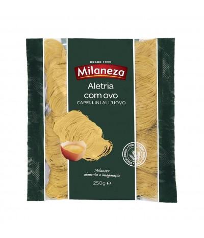 Milaneza Aletria com Ovo 250gr