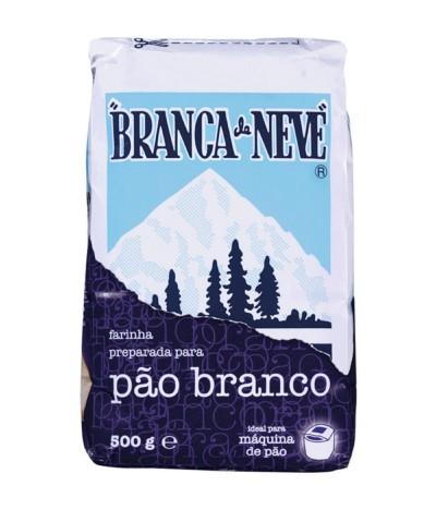 Branca de Neve Harina para Pan Blanco 500gr