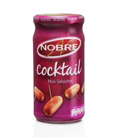 Salsichas Cocktail Nobre em Frasco