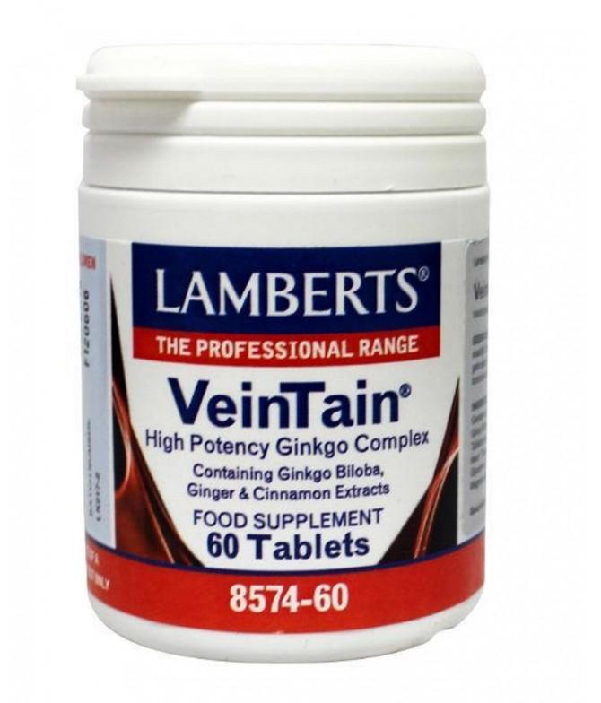 Lamberts VeinTain CIRCULAÇÃO 60un