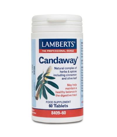 Lamberts Candaway DIGESTÃO 60un