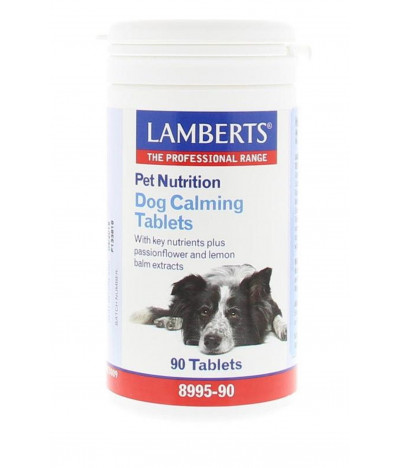 Lamberts Pet Nutriton Dog Calming 90un