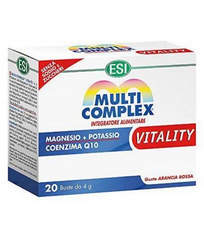 Esi Multi Complex Vitality ENERGIA 20un