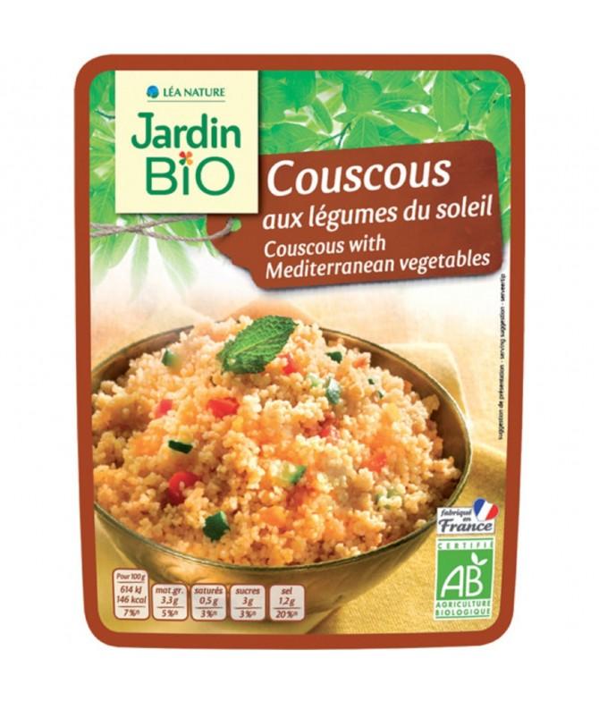 Jardin Bio Couscous com Legumes 220gr