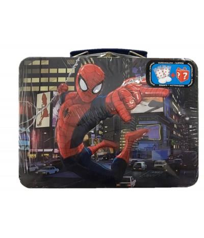 Bip Lancheira com Surpresa Spiderman 1un