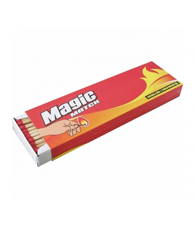 Magic Caixa Fósforos XL 45un