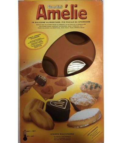 Amélie Forma Silicone 6 Muffins 1un