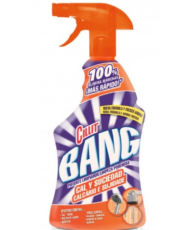 Cillit Bang Spray Cal & Suciedad 750ml