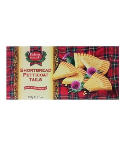 Highland Galletas Shortbread Petticoat Tail 250gr