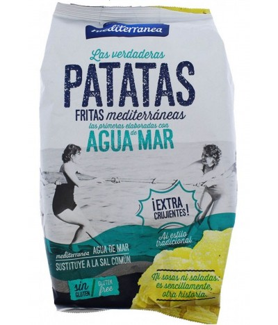 Mediterranea Batatas Fritas Azeite 150gr
