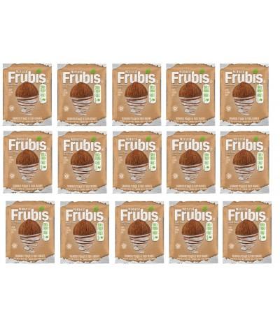 PACK FAMÍLIA 15 Frubis Côco Crocante 20gr