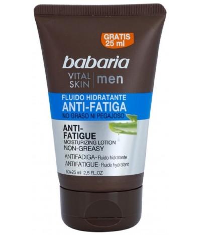 Babaria Men Fluido Hidratante Fatiga + OFERTA