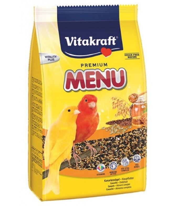 Vitakraft Menu Premium Canários 1kg